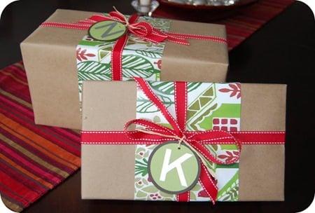 16 diy christmas wrapping ideas domestic superhero