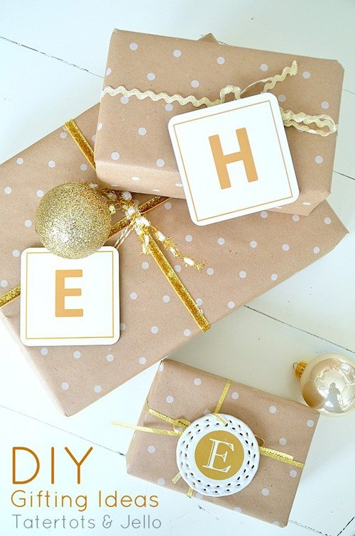 DIY Gifting Ideas