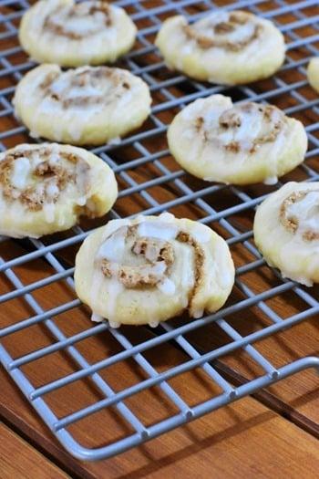 Cinnamon Roll Cookies 1