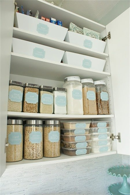 Home Pantry Organization