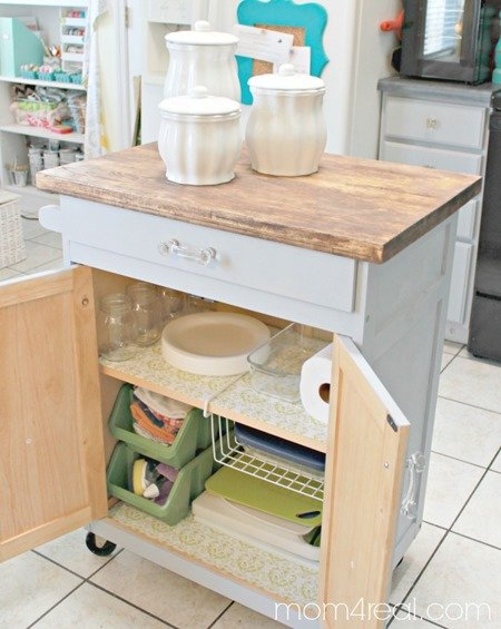 Home Tips - Kitchen Island
