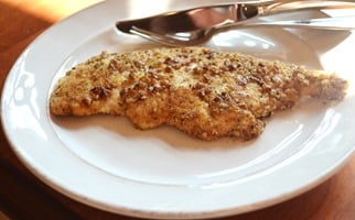 Pecan Crusted Chicken- Weight Watchers (8)