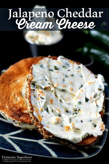 Jalapeno Cheddar Cream Cheese