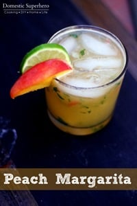 Peach Margarita 3