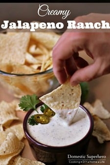 Creamy Jalapeno Ranch 1