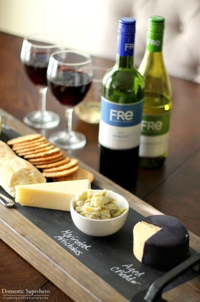 The Best Cheese Tray 2