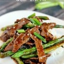 Beef & Green Bean Saucy Stir Fry