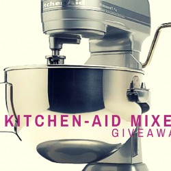 Kitchenaid mixer (1)