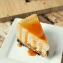 Slow Cooker Caramel Macchiato Cheesecake