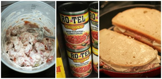 Rotel cooking