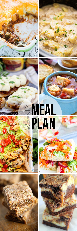 Meal Plan Week 35 Pin