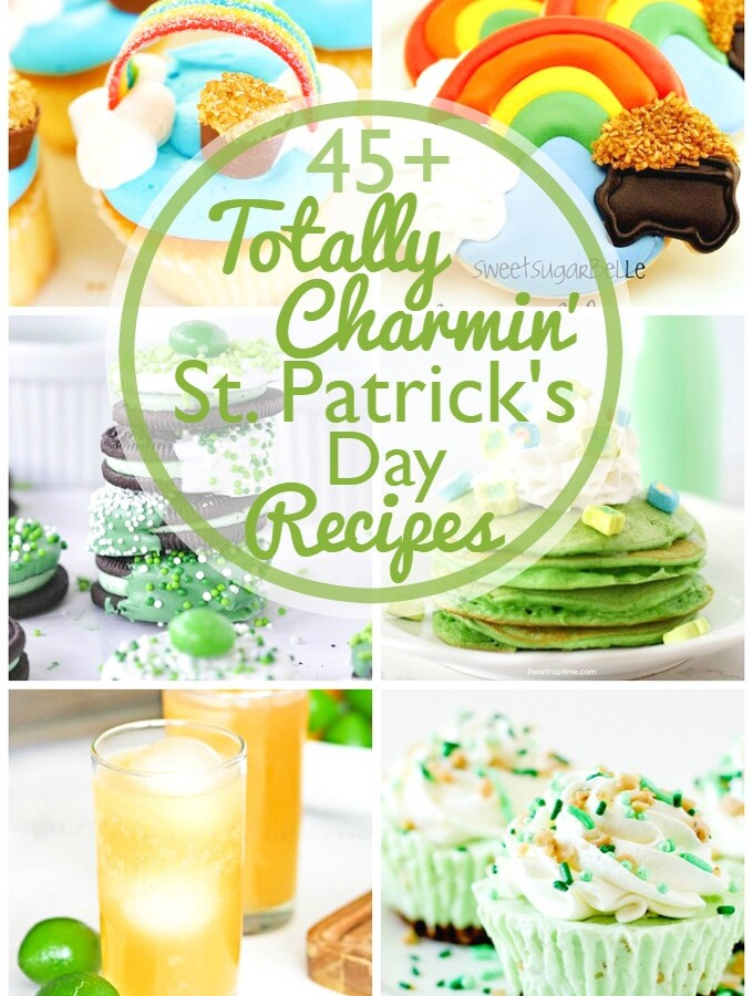 45+ Totally Charmin' St. Patrick's Day Recipes