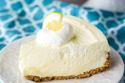 Lemon Cheesecake by 365 Days of Baking and More