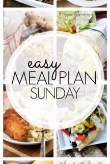 EASY MEAL PLAN – Week 47