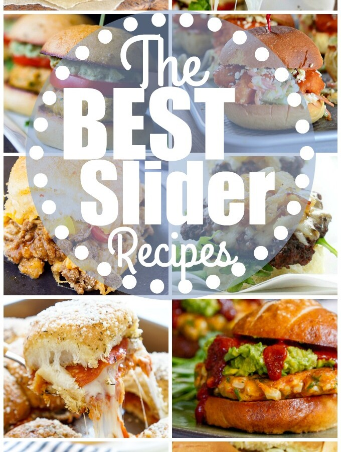 21 of the Best Slider Recipes