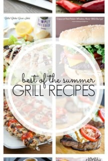 The BEST Summer Grilling Recipes