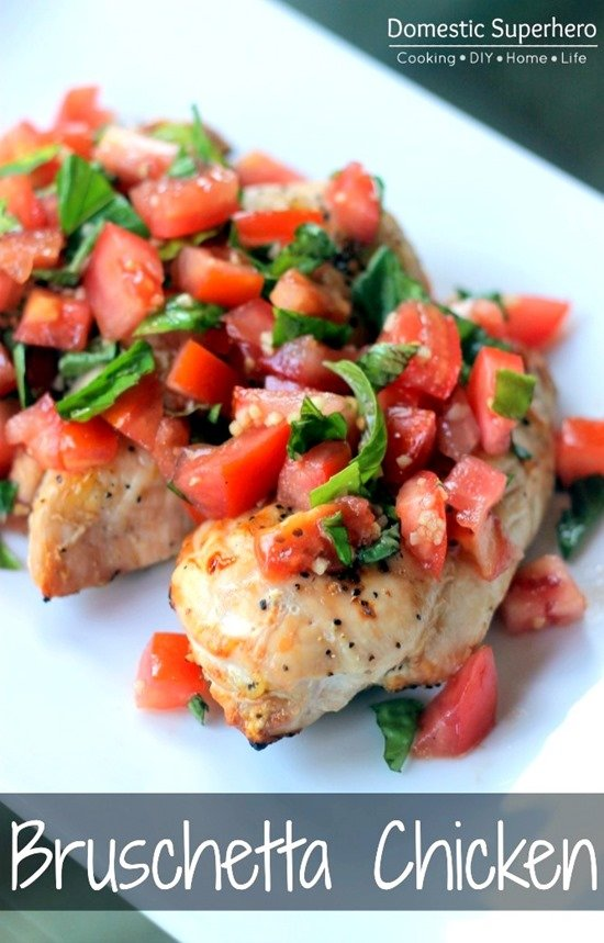 Bruschetta Chicken 1