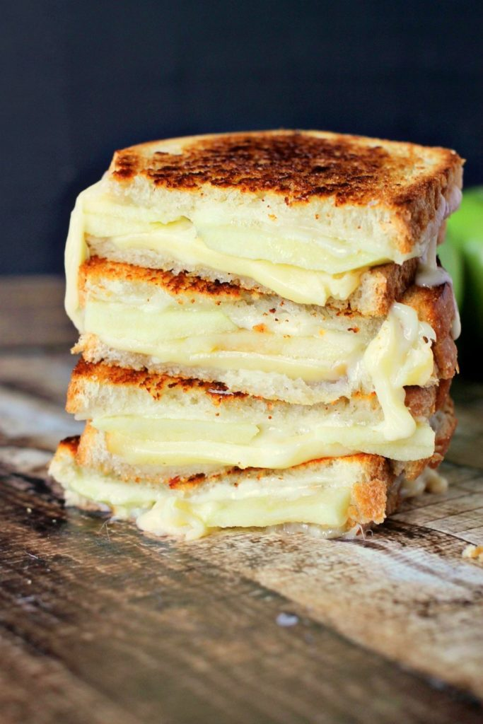 easy grilled cheese recipes