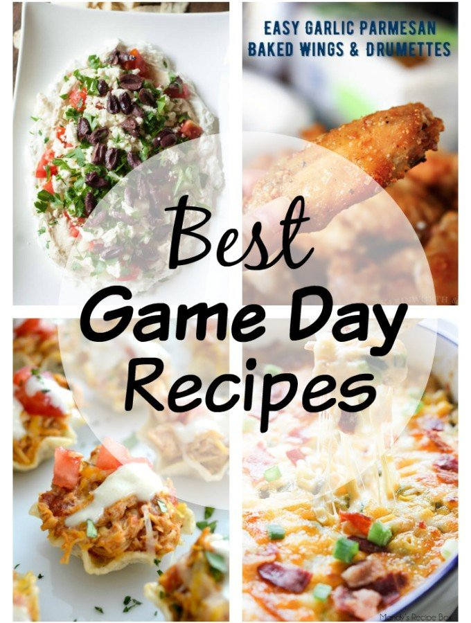Last Minute Game Day Recipes