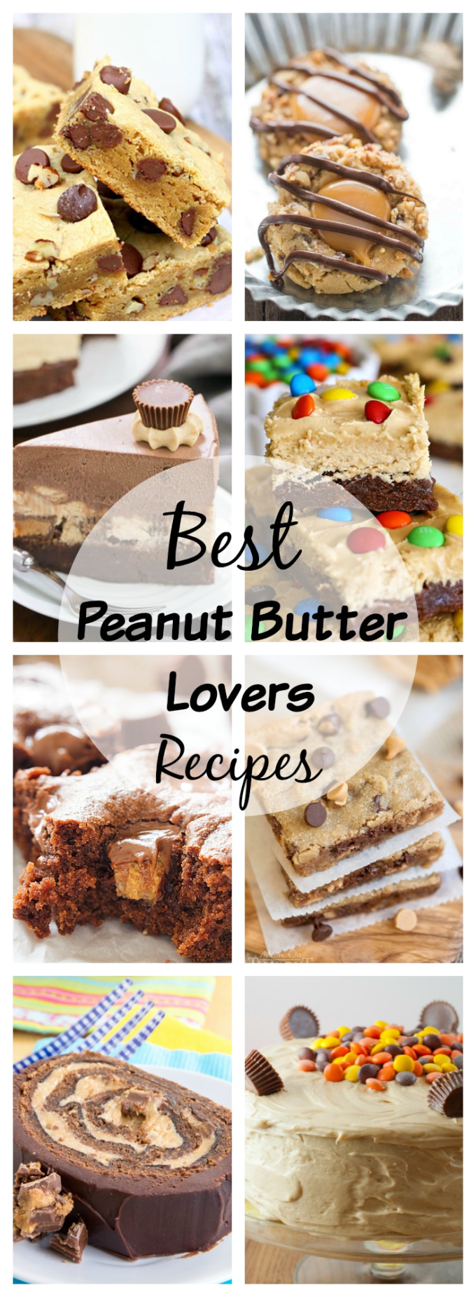 24 Insanely Delicious Peanut Butter Recipes for the peanut butter lover! From dinner to dessert, there is something for everyone!