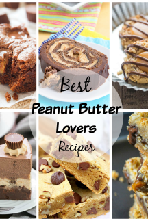 Peanut Butter Lovers Square