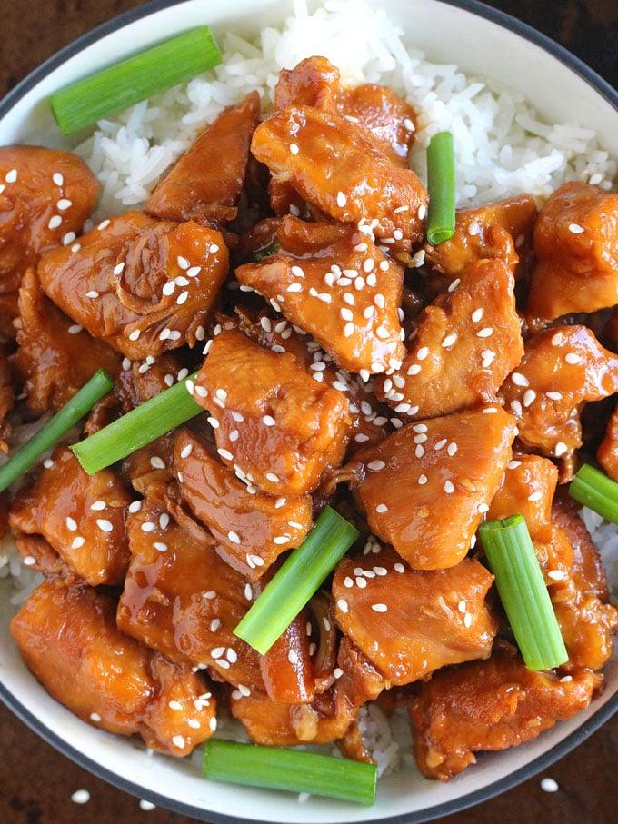 Spicy Thai Chicken Tenders Domestic Superhero