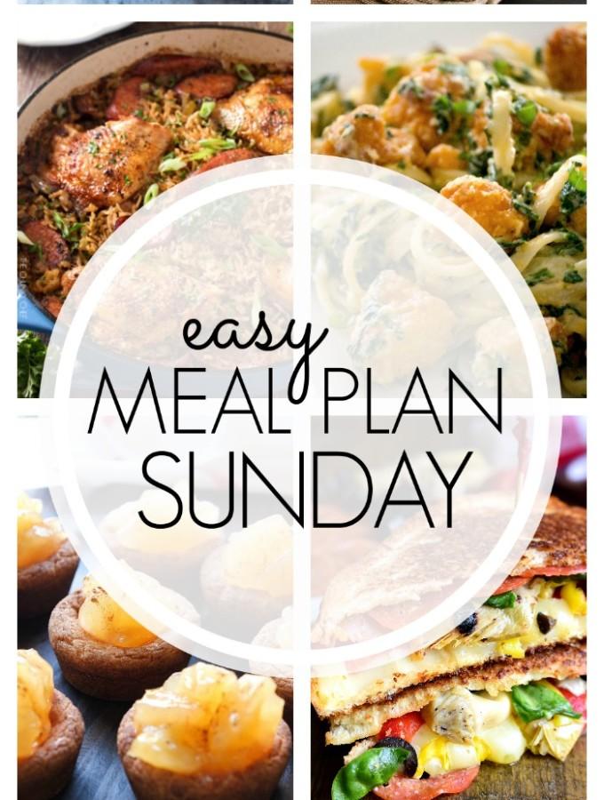 EASY MEAL PLAN – Week 88
