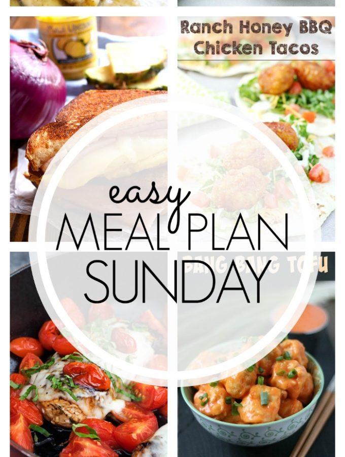 EASY MEAL PLAN – Week 94