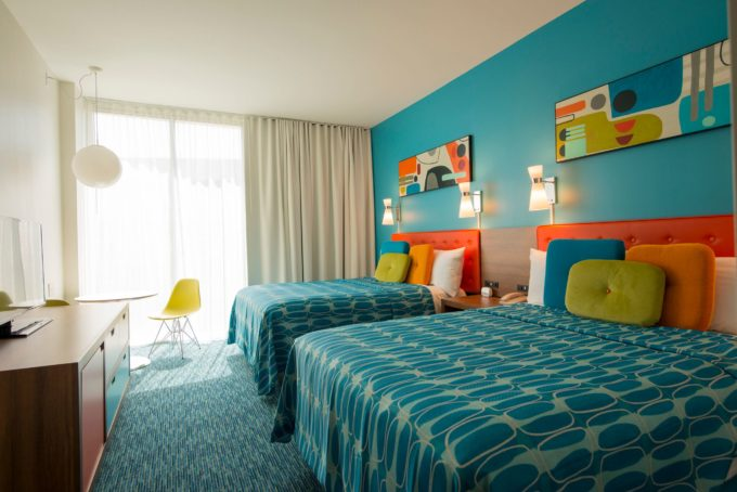Cabana Bay Resort Room