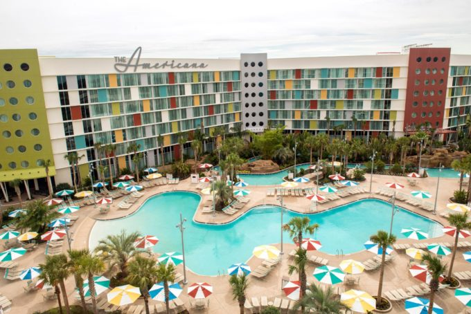 Cabana Bay Resort Pool