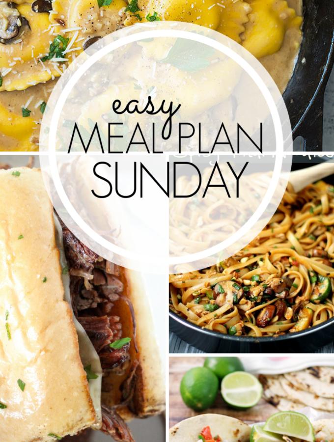 EASY MEAL PLAN – Week 97