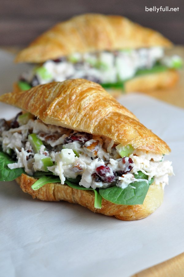 Chicken Salad Sandwich - The Best Summer Salad Recipes!