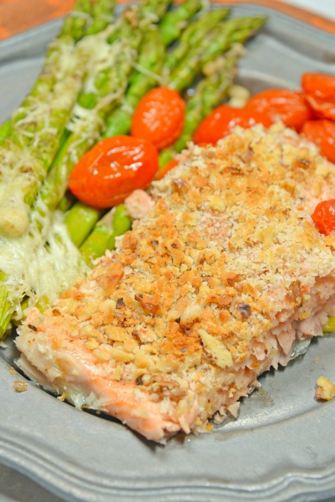Sheet Pan Crispy Salmon - 13+ Best Ever One Pan Meals!