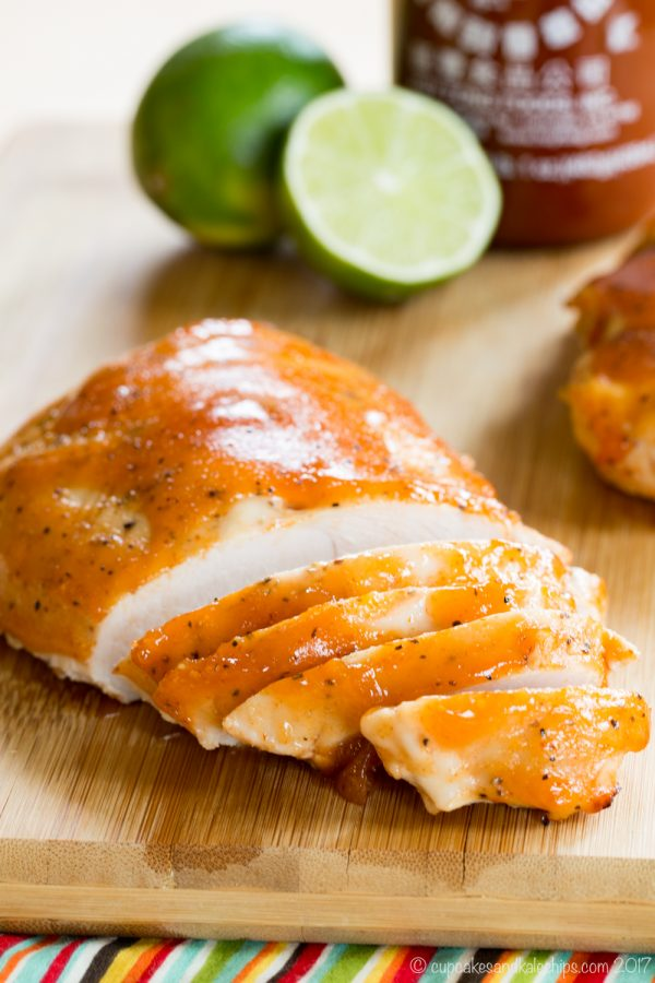 Sriracha Lime Slow Cooker Turkey Tenderloin - 15+ Fall Slow Cooker Recipes!