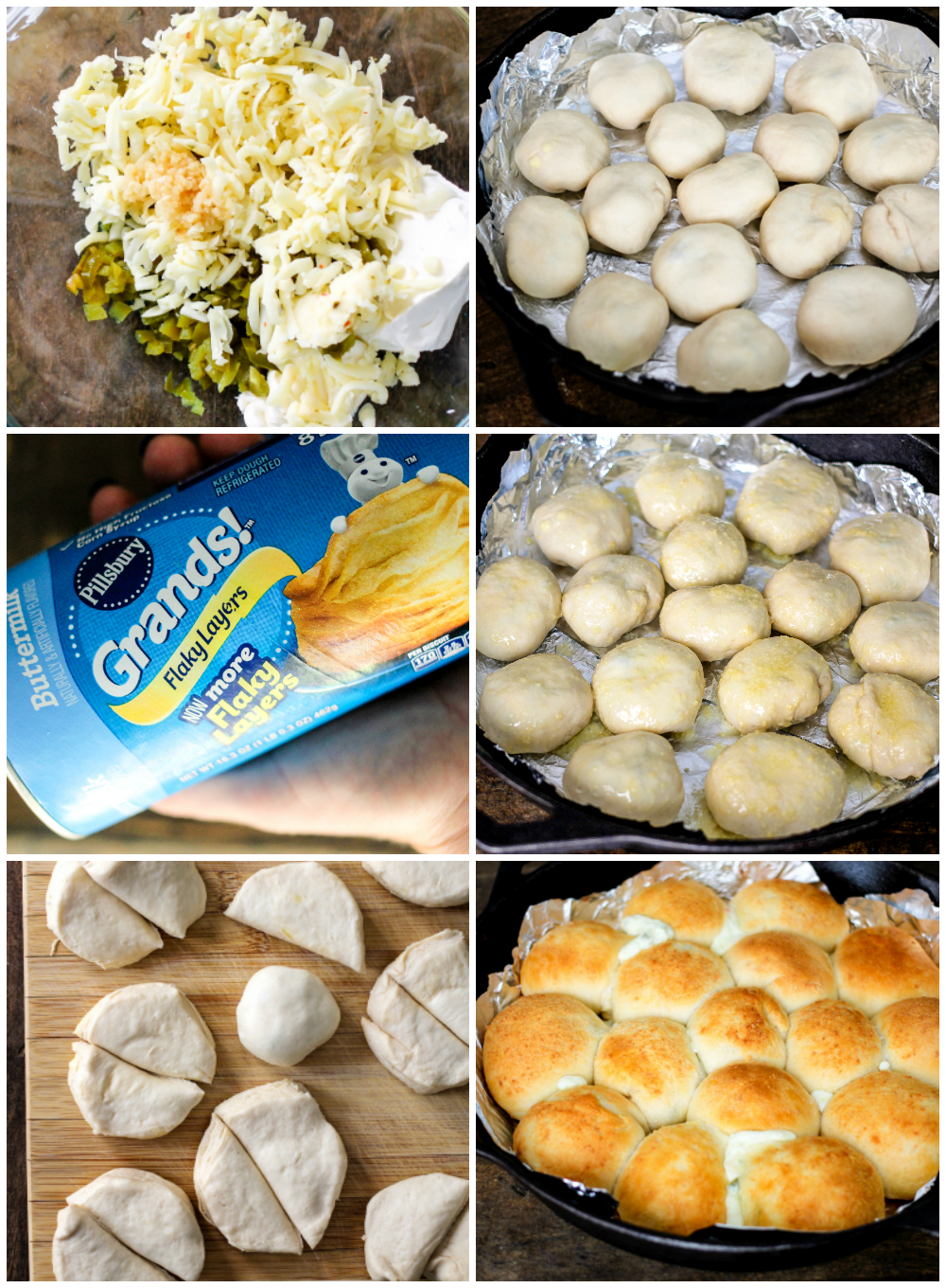how to make jalapeno popper bombs step by step directions