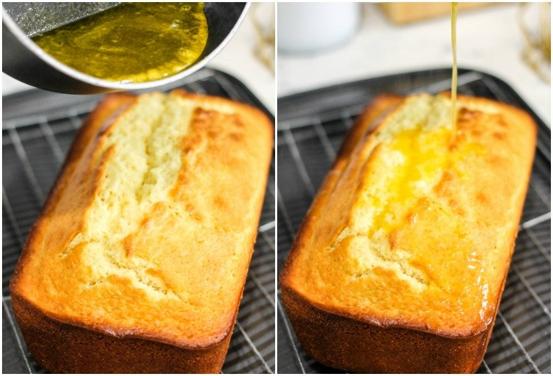 Glazed Orange Bread is full of fresh squeezed juice, baked to perfection, then covered with a sweet orange glaze. It's the perfect quick bread!