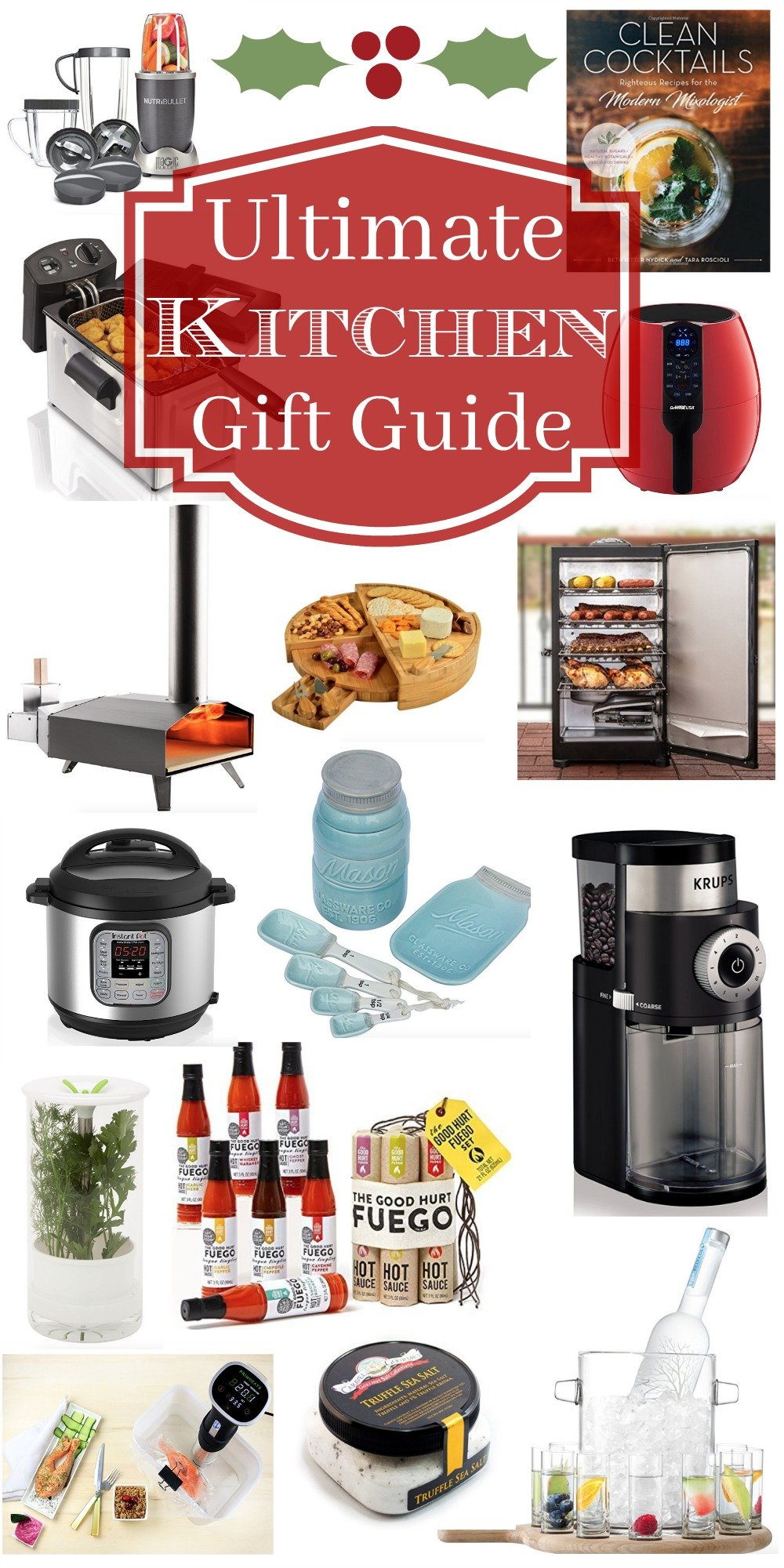 Ultimate Kitchen Gift Guide • Domestic Superhero