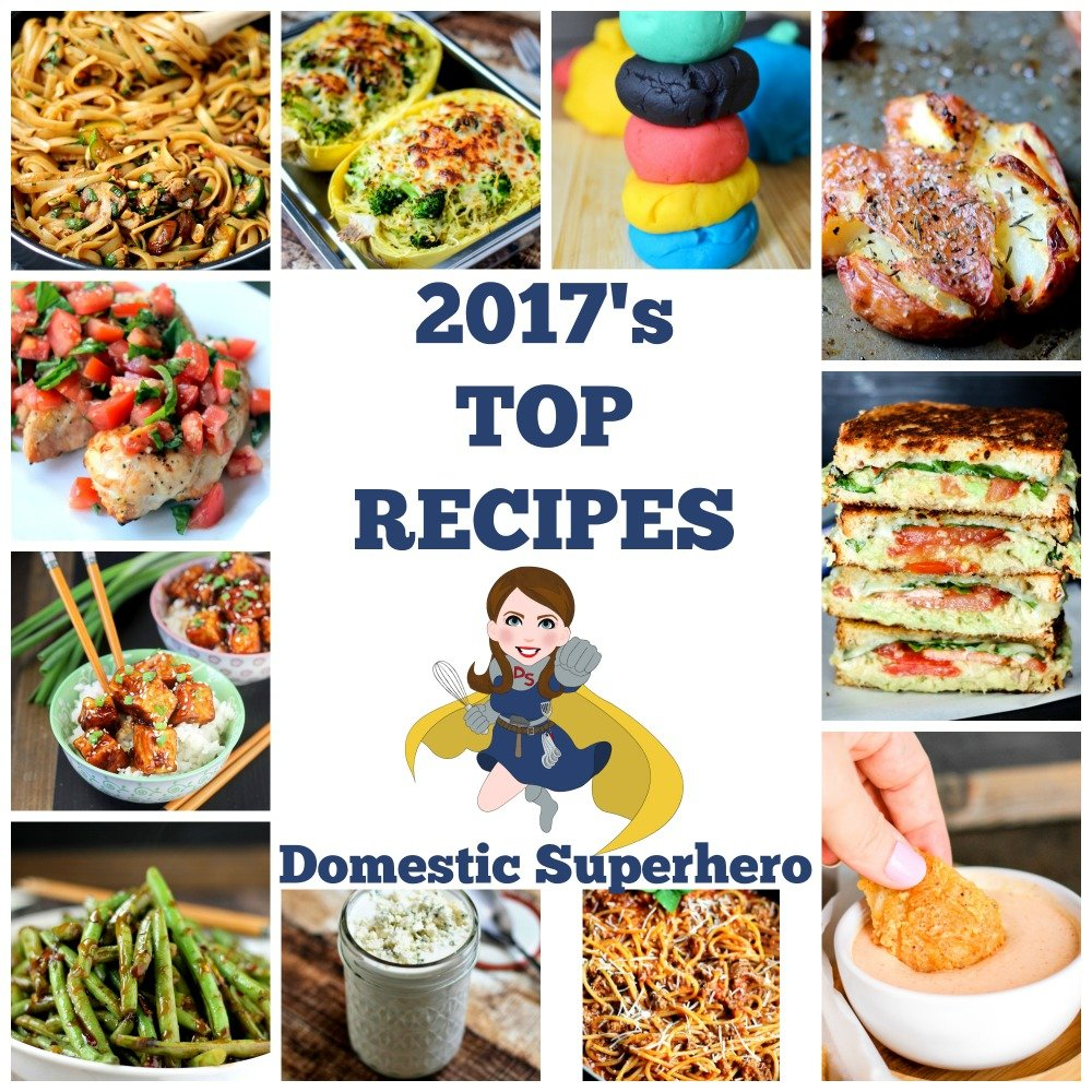2017s best recipes domestic superhero this year has come to an end so i wanted to share my best recipes of forumfinder Image collections