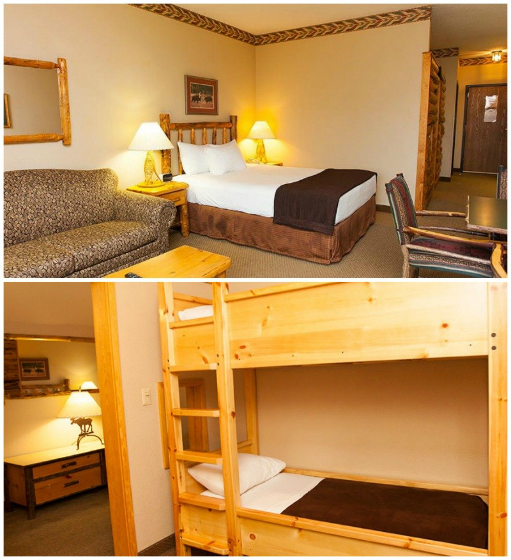 Great Wolf Lodge KidKamp Suite