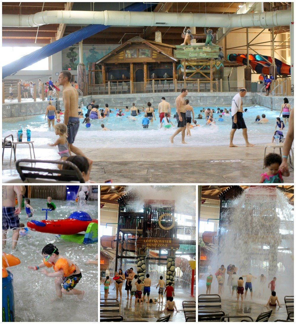 Great Wolf Lodge Waterpark Concord North Carolina
