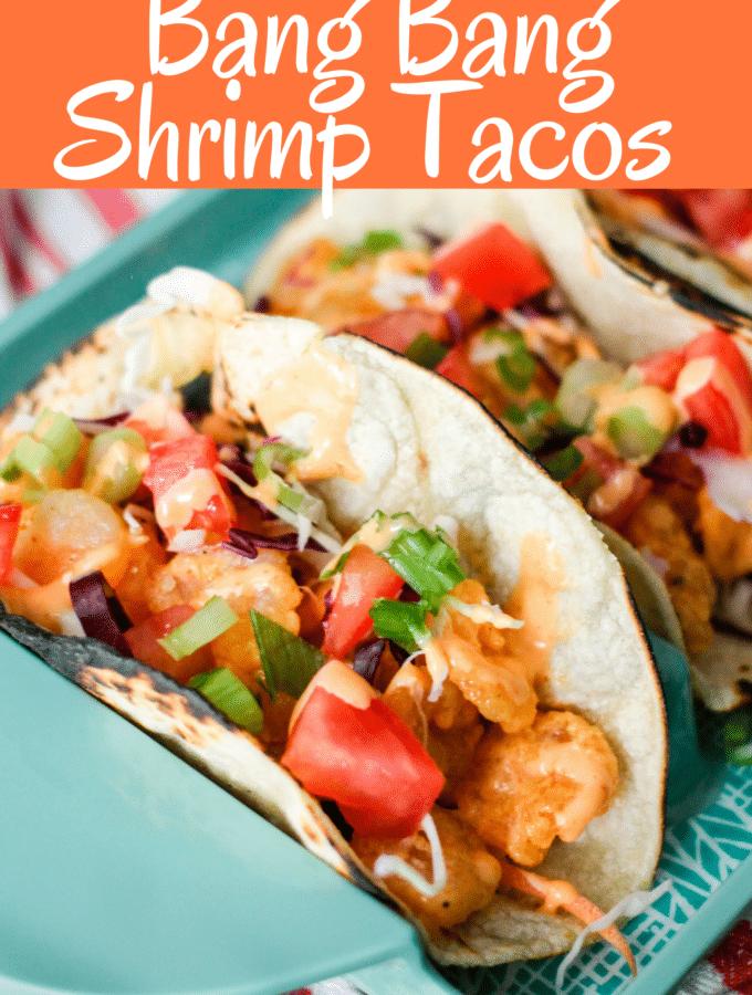 Bang Bang Shrimp Tacos (Bonefish Grill Copycat)