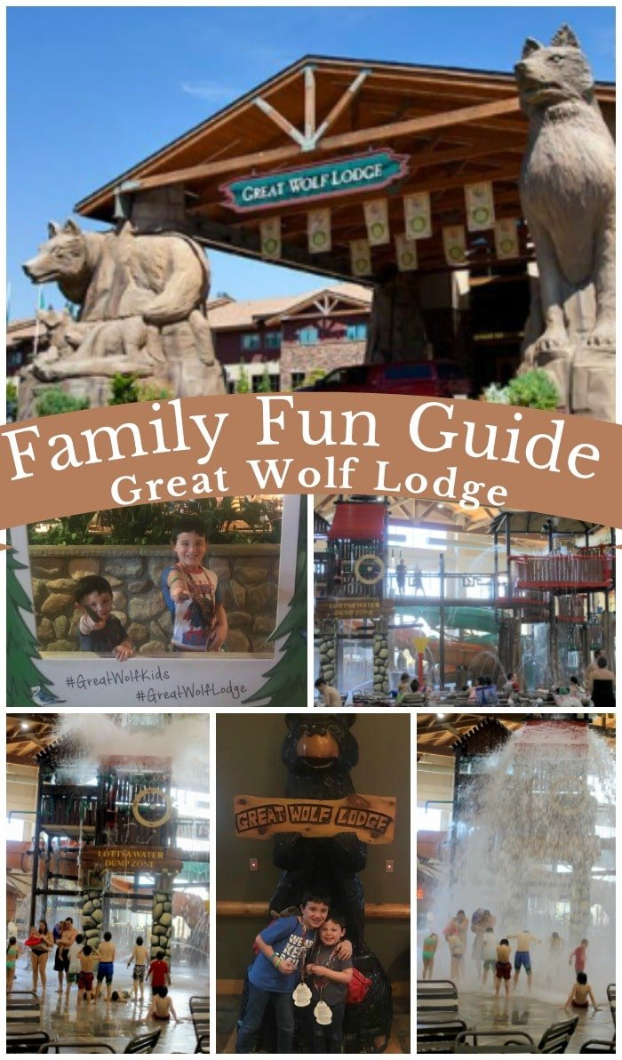 Great Wolf Lodge - Guide to family fun!