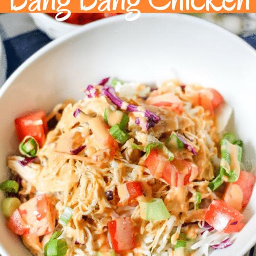 Bang Bang Chicken Instant Pot Domestic Superhero
