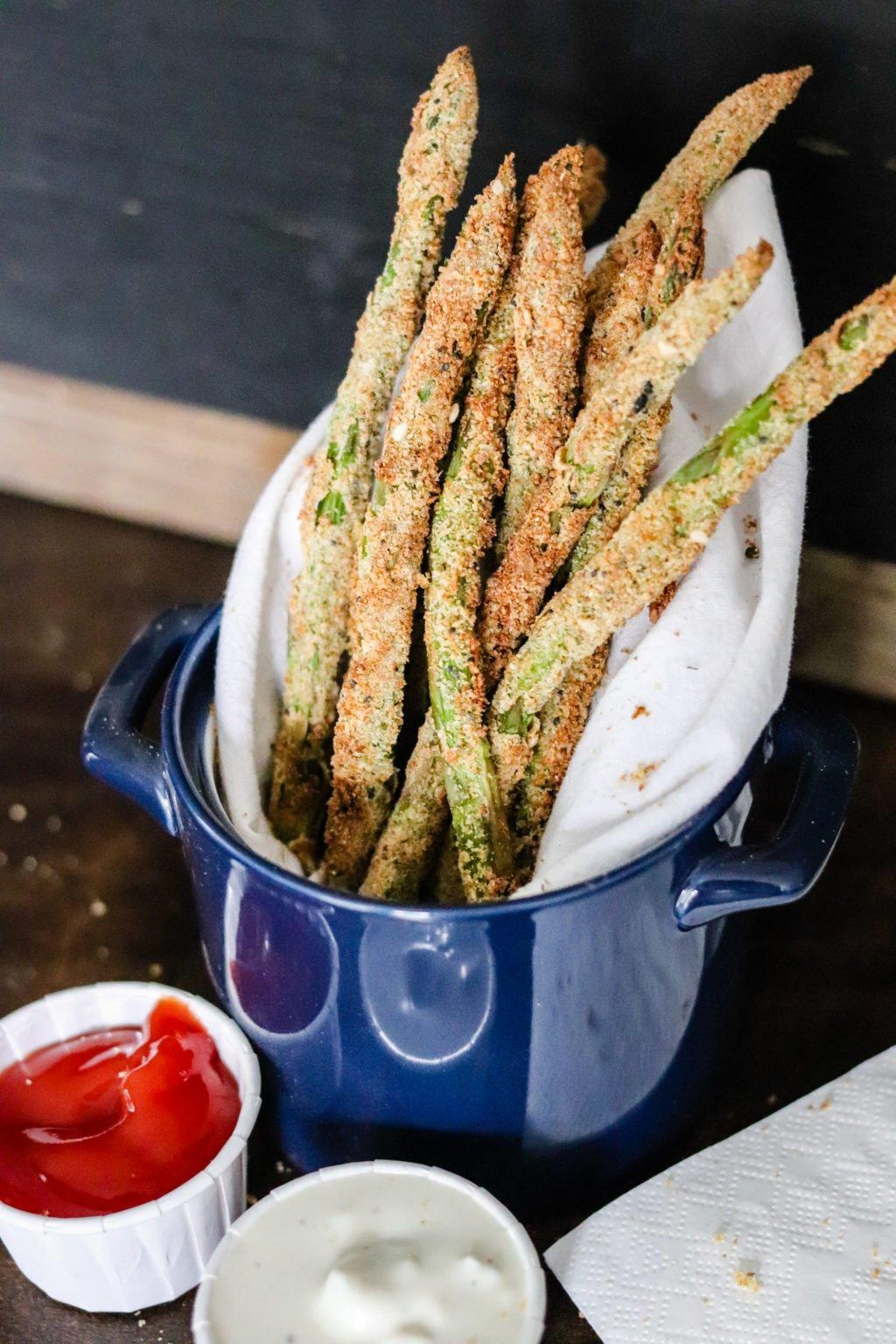Asparagus Air Fryer Recipes