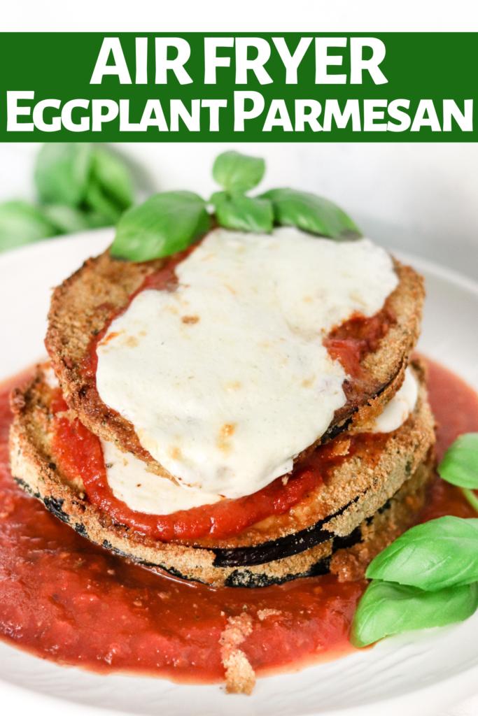 Back to school dinner recipes - eggplant parmesan