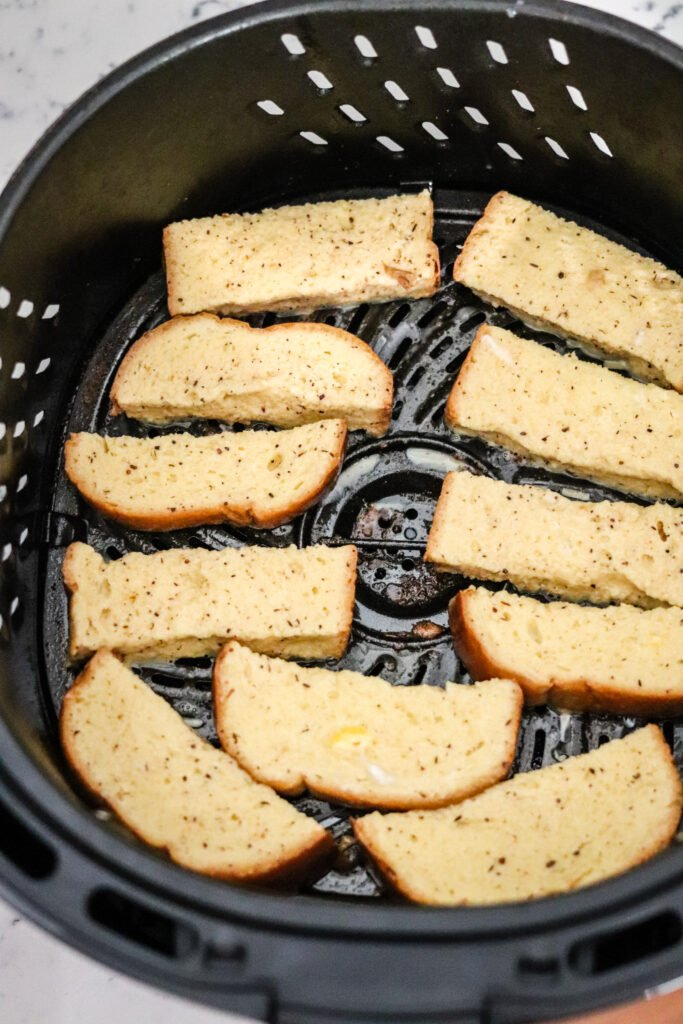 french toast sticks in air fryer
