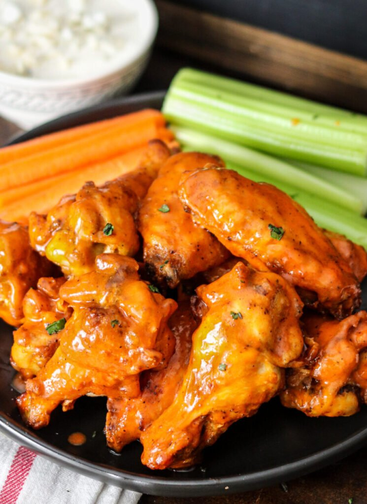 Making Buffalo Sauce at home is so simple and only takes 2 ingredients. With this easy recipe, you'll never buy buffalo sauce again!