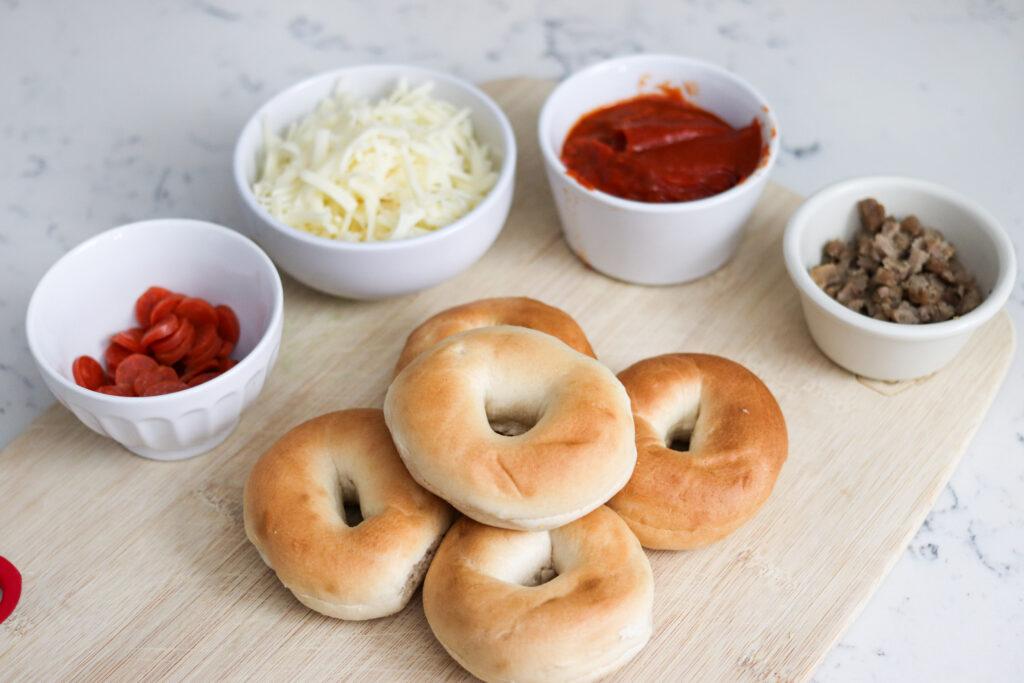 bagel bite ingredients