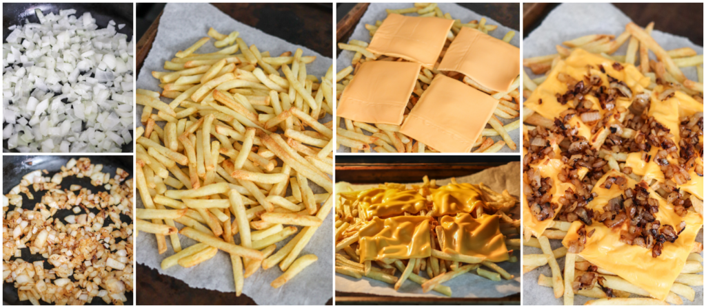 how to make in-n-out animal style  fries