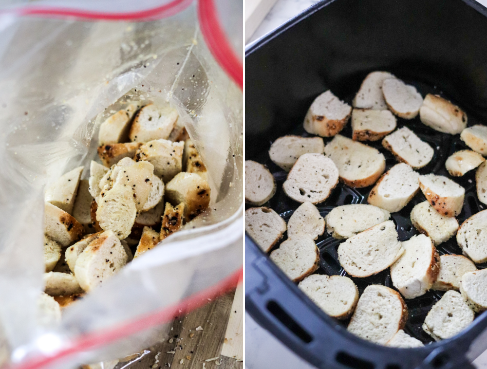 how to prepare bagel chips